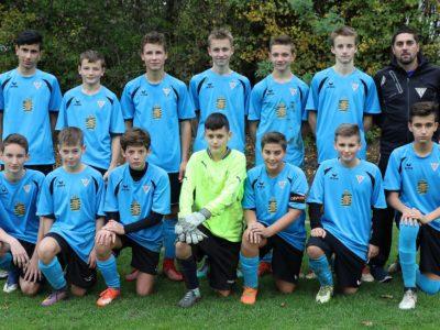 U-15-Youngsters mit Auf und Ab durch die Herbstsaison