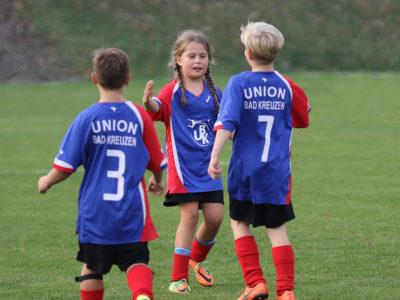Kleine U-10-Talente spielen groß auf