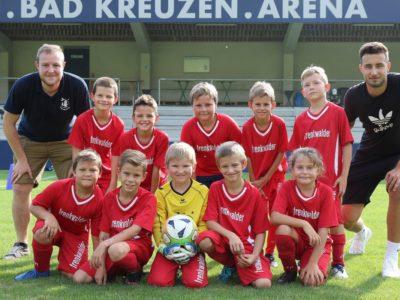 U-10-Youngsters starten mit tollem Sieg in Saison