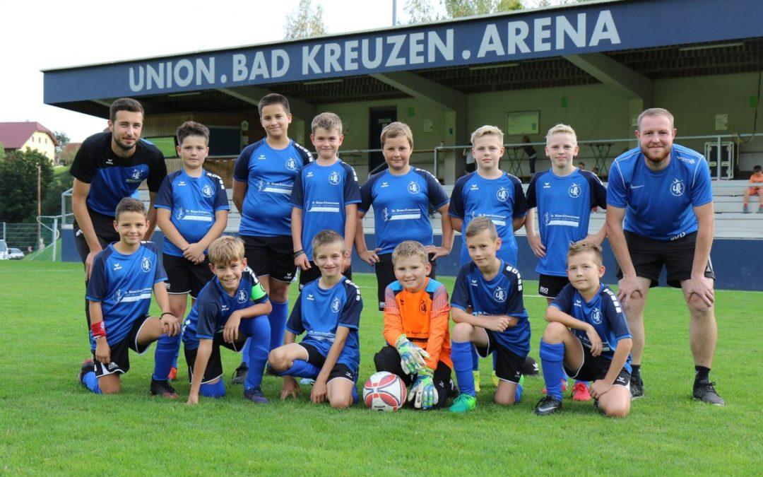 Starke Leistung der U-12! Neue Dressen beflügeln UBK-Youngsters