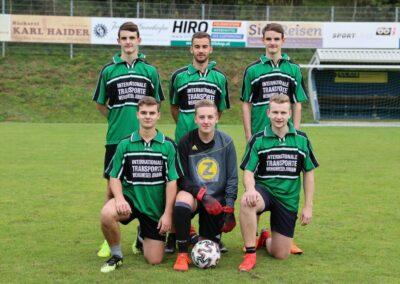UBK Ortsmeisterschaft 2021 Team X4 18. September 2021 (Foto Rumetshofer Gerhard)