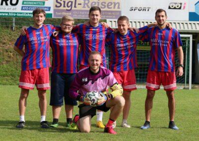 UBK Ortsmeisterschaft 2021 Team X5 18. September 2021 (Foto Rumetshofer Gerhard)