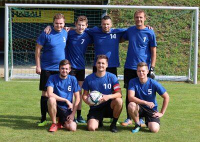 UBK Ortsmeisterschaft 2021 Team X6 18. September 2021 (Foto Rumetshofer Gerhard)
