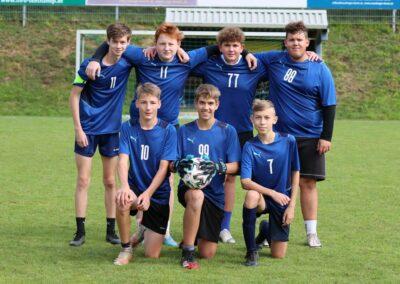 UBK Ortsmeisterschaft 2021 Team X7 18. September 2021 (Foto Rumetshofer Gerhard)